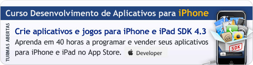 Curso Desenvolvimento de Aplicativos para iPhone - Trainning Education